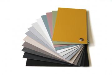 Farbmusterfächer Uni-dekore