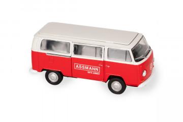 Sammlermodell VW Bus T2 ASSMANN
