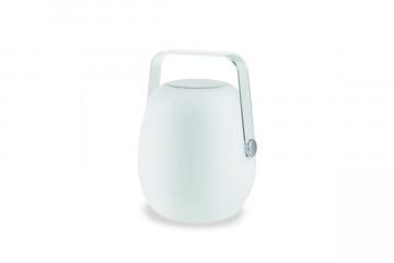 Bluetooth-Lautsprecher und Leuchte