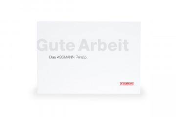 ASSMANN Imagebroschüre